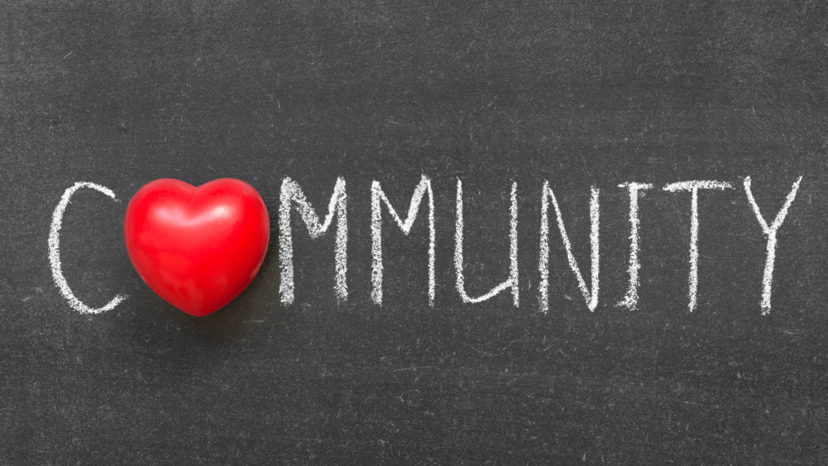 The Essential Power of Community During Isolation