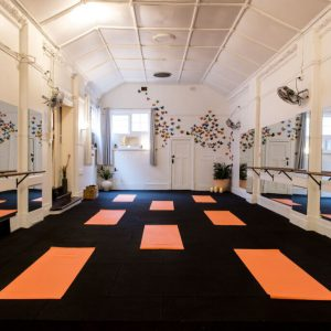 The Just Believe Fit Studio is Available for Hire